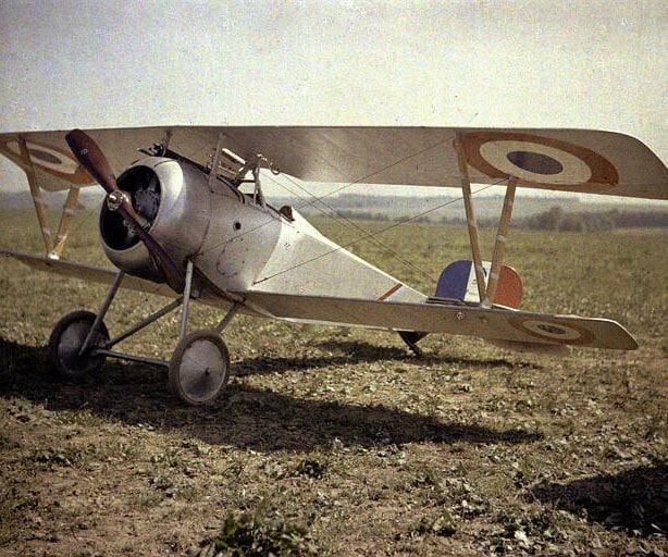 Nieuport aircraft